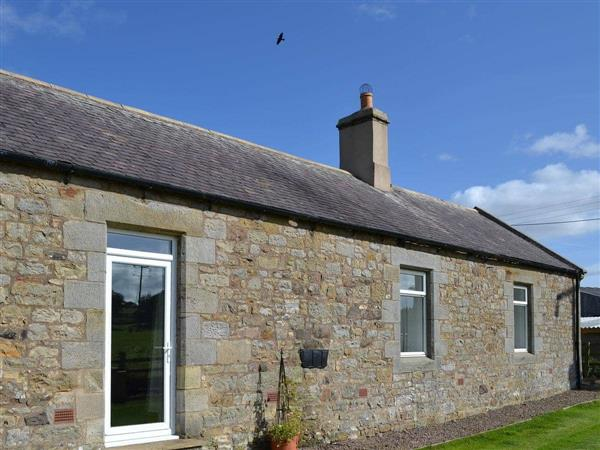 Mains Cottage in Northumberland