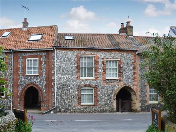Maison du Quai in Norfolk