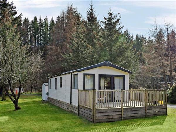 Malibu Lodge in Clackmannanshire