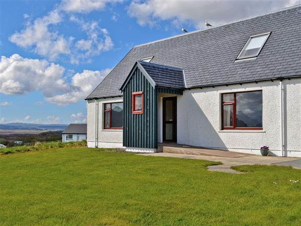 Maligan Cottage in Isle Of Skye