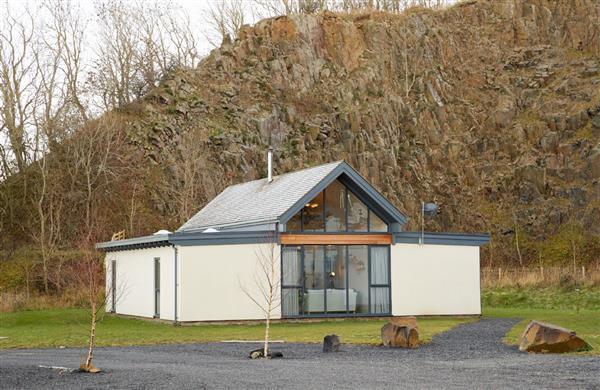 Mallow Lodge in Bamburgh, Northumberland