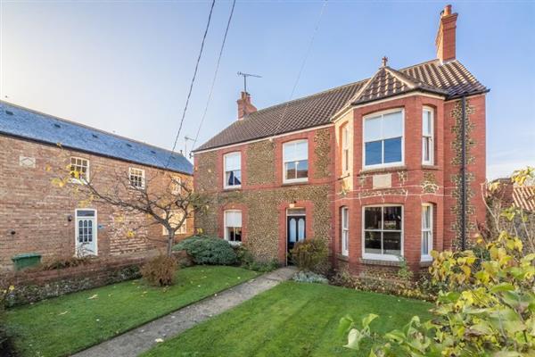 Manningham House from Norfolk Hideaways