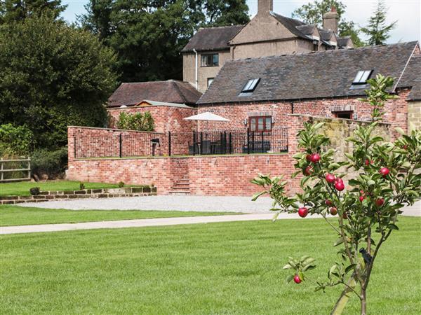 Manor Barn in Staffordshire