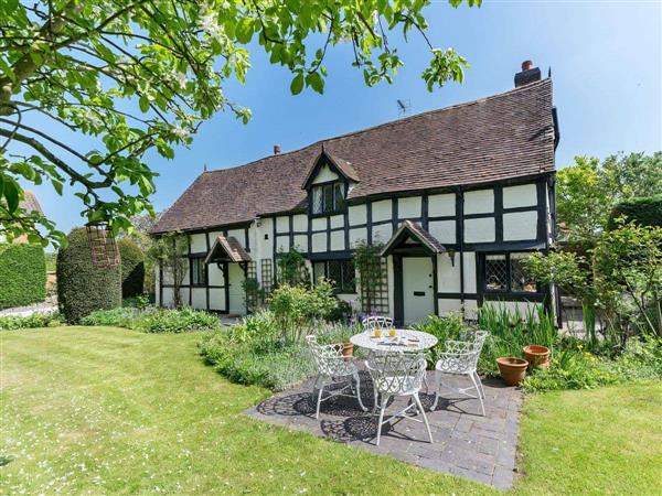 Manor Cottage in Worcestershire