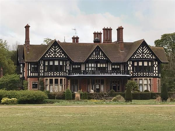 Manor House in Suffolk