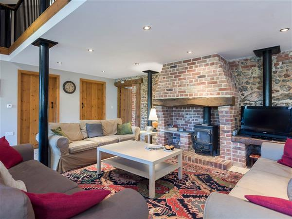 Manor Mews - The Henhouse from Cottages 4 You