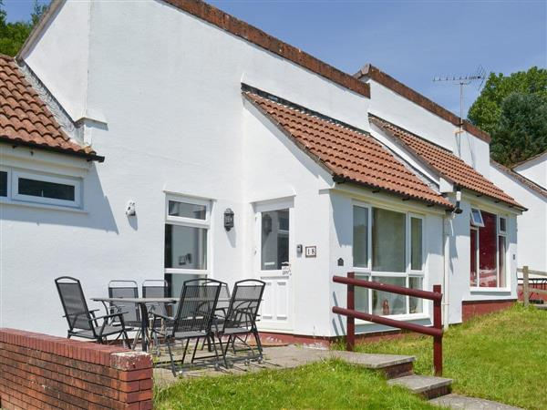 Manorcombe Bungalow in Cornwall