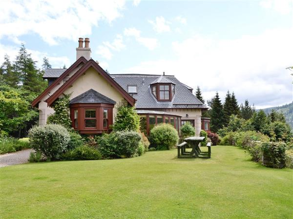 Mar Lodge Estate - Claybokie in Aberdeenshire