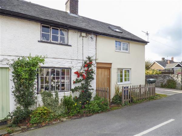 Marigold Cottage in Shropshire