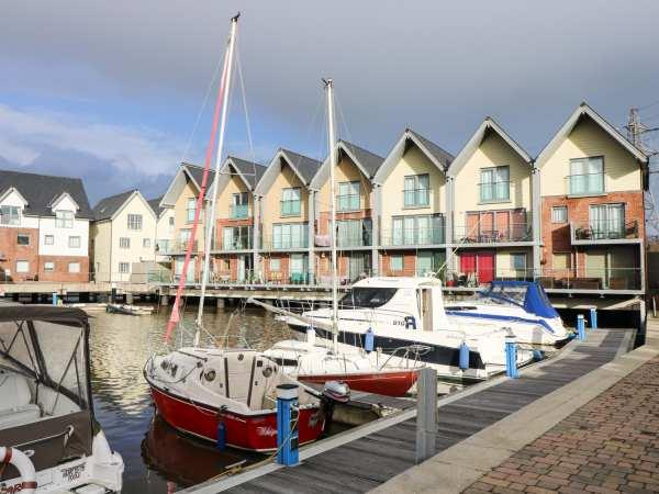 Marina House from Sykes Holiday Cottages