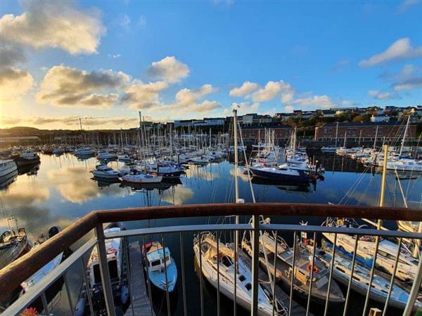 Marina Retreat in Dyfed