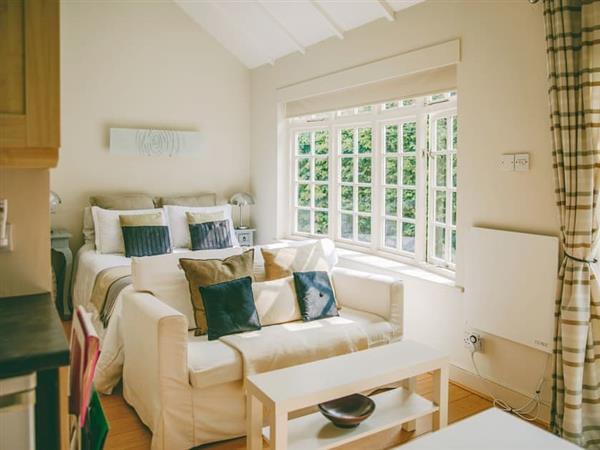 Marine Cottages - The Upper Deck in Northumberland