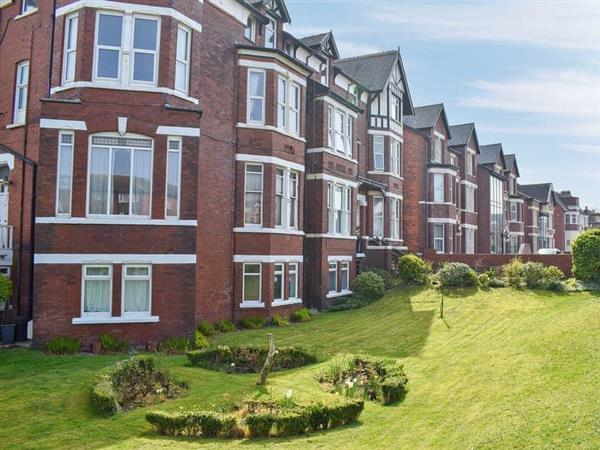Marine Lake Apartment in Merseyside