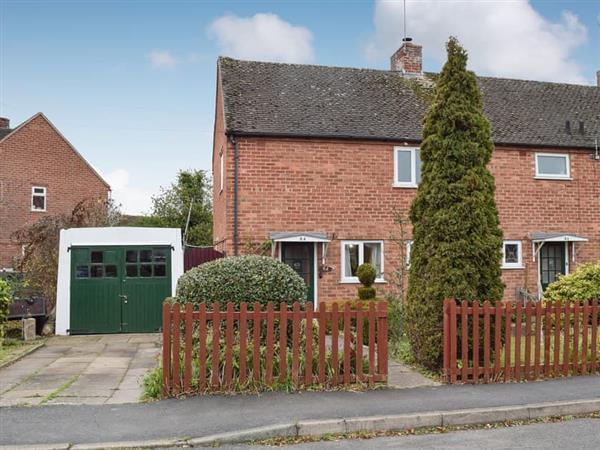 Marjorie Cottage in Warwickshire