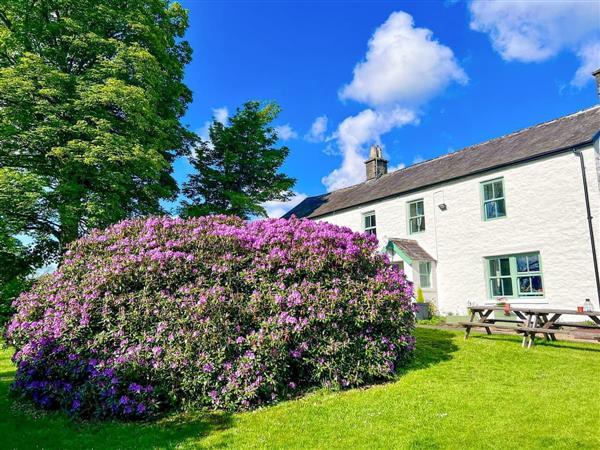 Mark Close Farmhouse in Cumbria