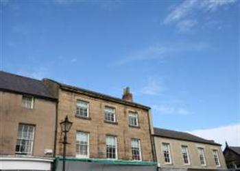 Market Cross Maisonette No 3 in Northumberland