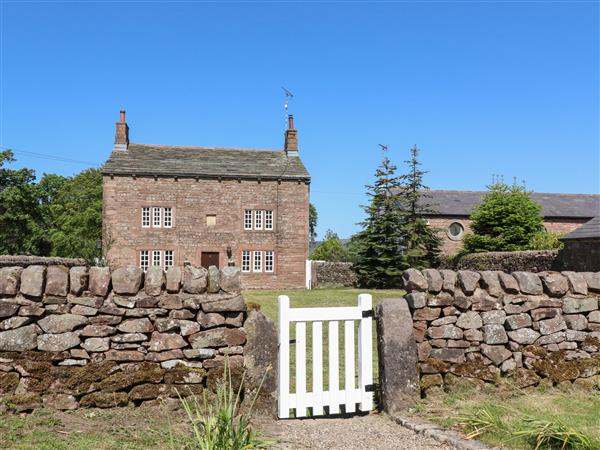 Marl Hill House in Lancashire
