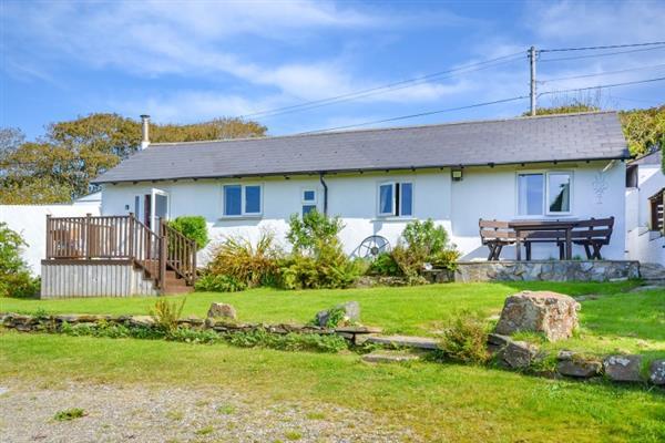 Marley's Cottage, Crackington Haven