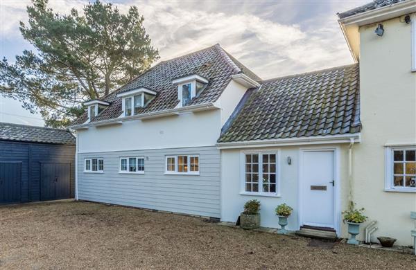 Marsh Lodge in Suffolk