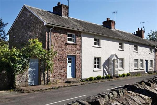 Mary's Cottage in Powys