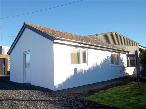 Maughold Cottage in Wigtownshire