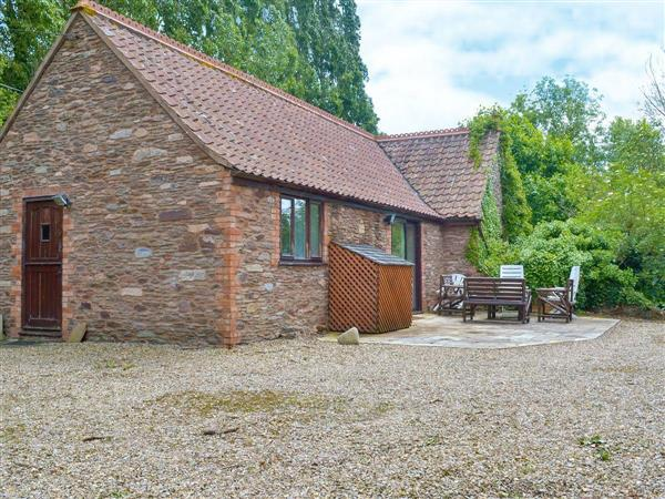 Maunsel House Estate Cottages - The Old Corn Mill in Somerset