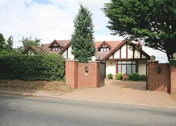 Mayfields House from Hoseasons