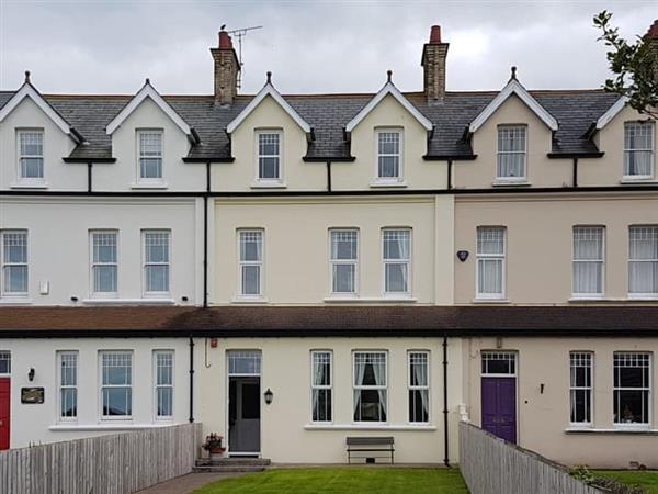 McAuley House in Co Antrim