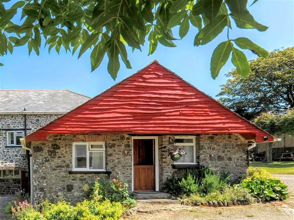 Mead Barn Cottages - Red Cottage in Devon