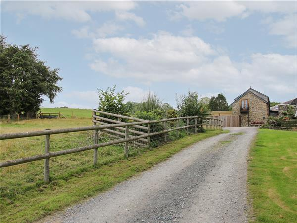 Meadow Barn from Sykes Holiday Cottages