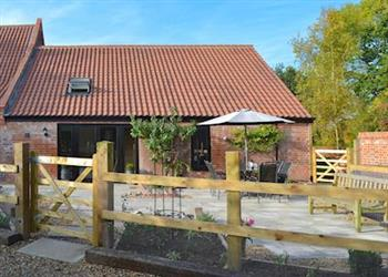 Meadow Farm Holiday Barns - The Dairy in Norfolk