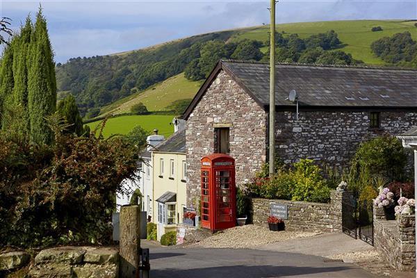 Meadow Malt House in Llanfihangel-Nant-Bran, Powys