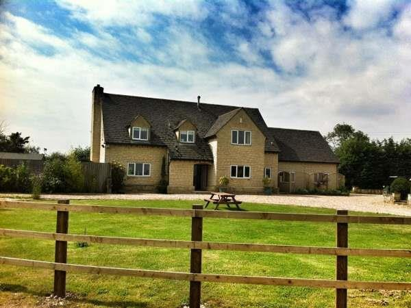 Meadowbank Farm in Oxfordshire