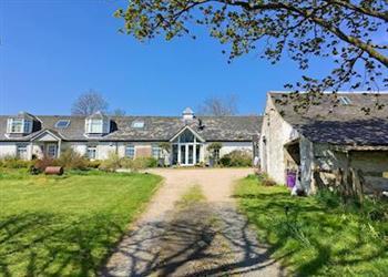 Meadowland Farm in Ayrshire