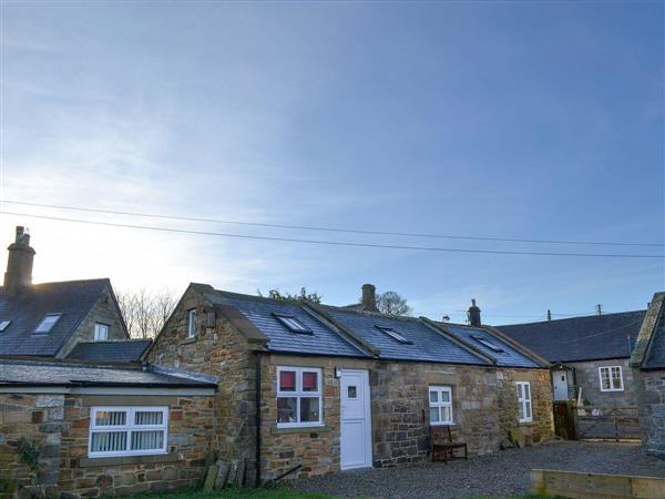 Megs Cottage in Northumberland