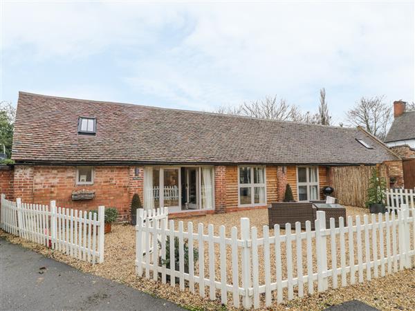 Megs Cottage in Warwickshire
