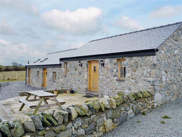 Melin Newydd Cottages - The Top Barn in Gwynedd