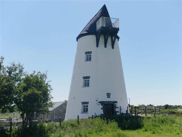 Melin Newydd Cottages - The Windmill in Gwynedd