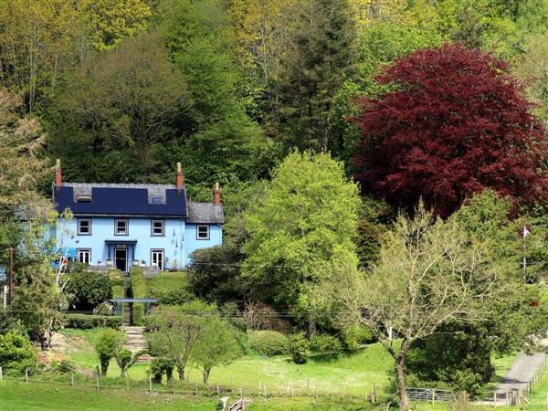 Melindwr, Hen Goginan, near Aberystwyth
