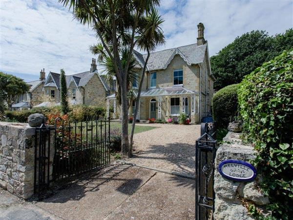 Melville Lodge in Isle of Wight