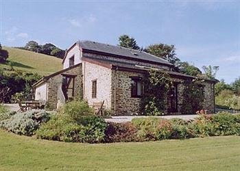 Mendennick Barn in Cornwall