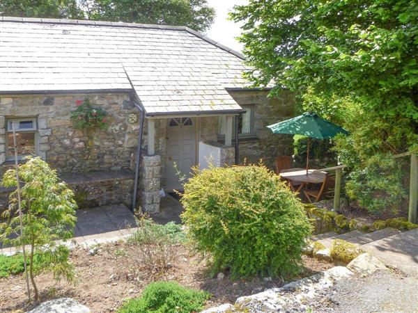Mennabroom Farm Cottages - The Byre in Cornwall