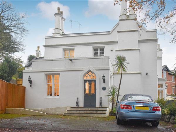 Merlewood House in Devon