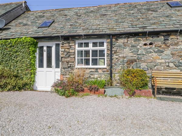 Mews Studio Cottage 6 in Cumbria