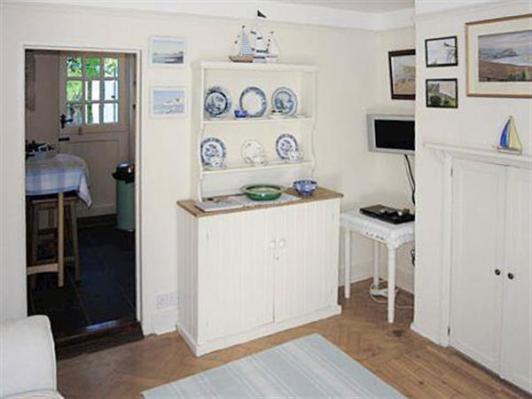 Michalmas Cottage in East Sussex