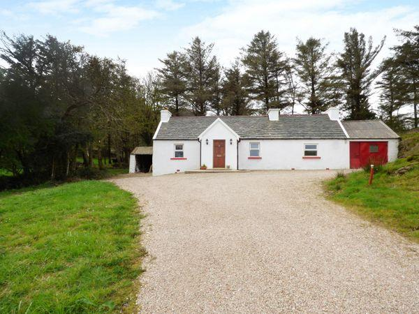 Mick's Cottage in County Donegal