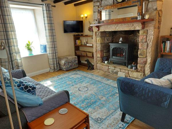 Midby Cottage in Northumberland