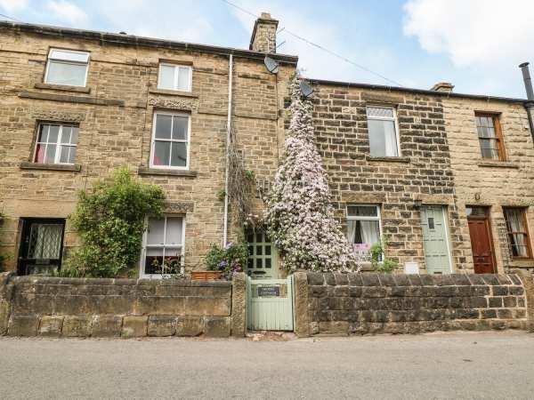 Middle Cottage in Derbyshire