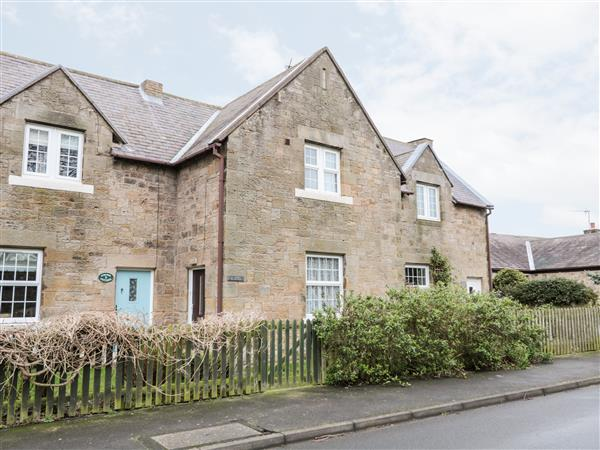 Middle Cottage in Northumberland