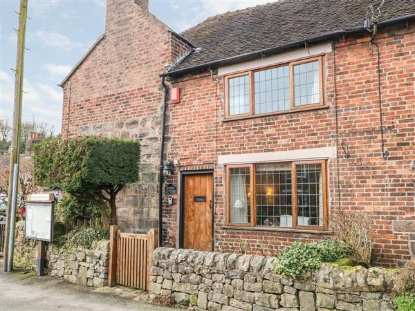 Middle Cottage in Staffordshire